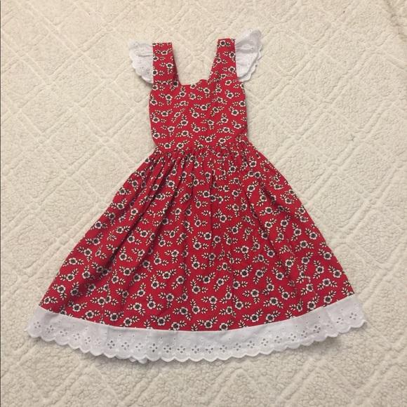 aa0c2ab0ea7ee Eleanor Rose Dresses | Nwot Bushel And A Peck Margaret Dress | Poshmark